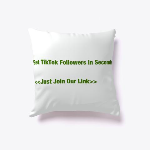 ~[Secure]~ ¶¶Free Tik Tok Followers 2020 Standard T-Shirt Front