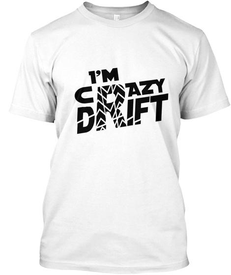 Drift Funny printed T-shirt for mens
