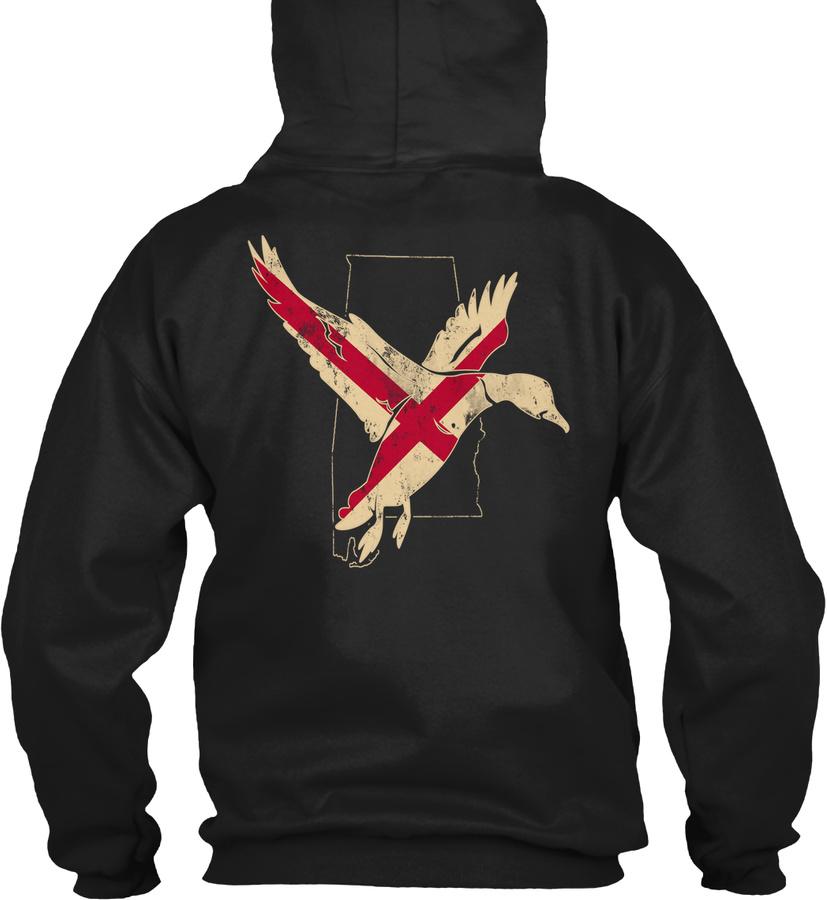1116 Alabama Waterfowl Duck Hunting Unisex Tshirt