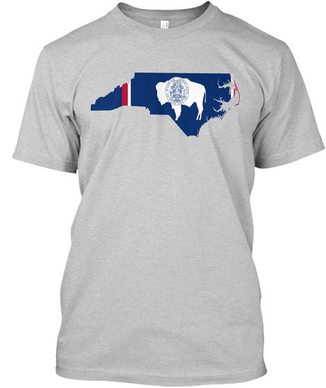 Wyomingite North Carolinian Unisex Tshirt