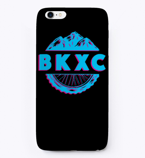 Bkxc Logo Phone Case   Late 2017 Black T-Shirt Front