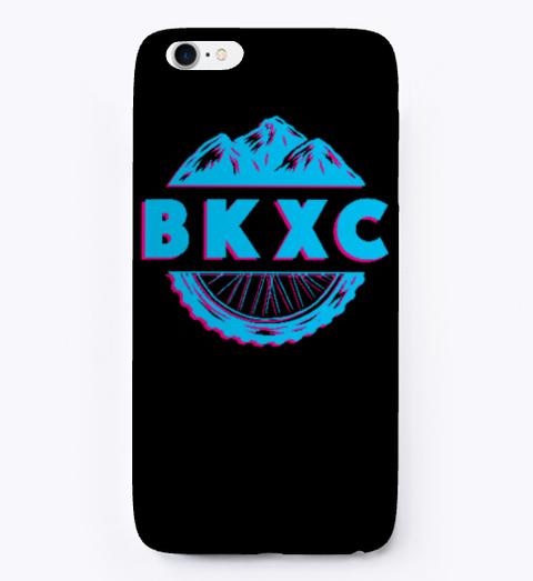 Bkxc Logo Phone Case   Late 2017 Black T-Shirt Front
