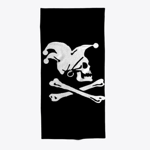 Bandiera Black áo T-Shirt Front