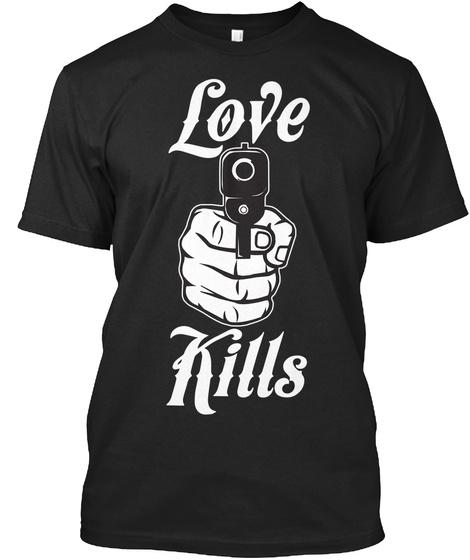 Anti Valentines Day Shirt Black T-Shirt Front