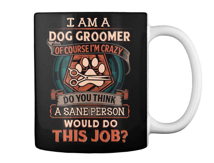 Supersoft Awesome Dog Groomer Gift Coffee Mug Gift Coffee Mug