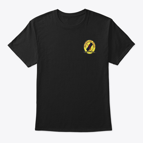 Waterloo Road   Uniform Black T-Shirt Front