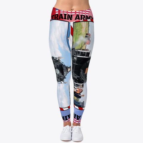 Tta Leggings Standard T-Shirt Front