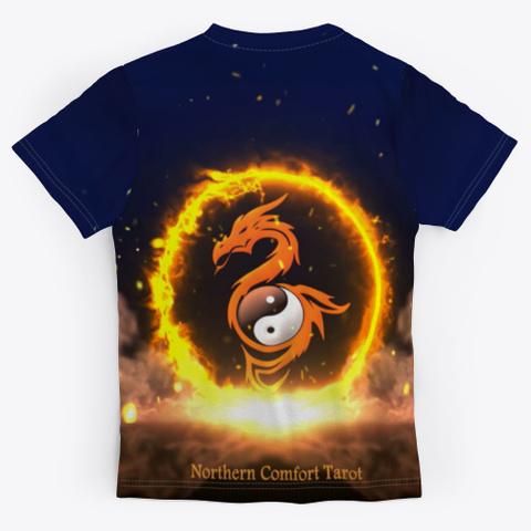 Northern Comfort Tarot Standard T-Shirt Back