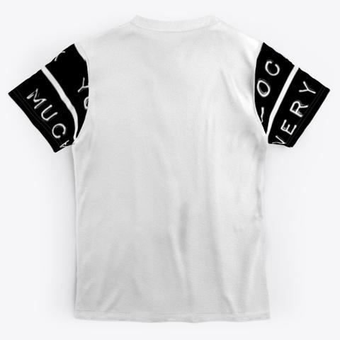 Block You Very Much Standard T-Shirt Back