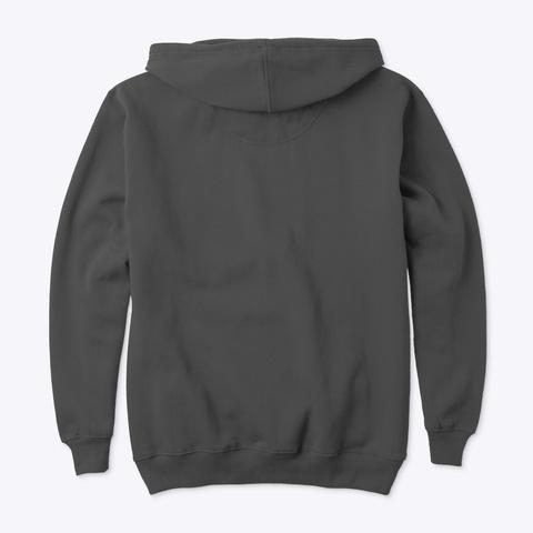 Black Lives Matter Charcoal T-Shirt Back
