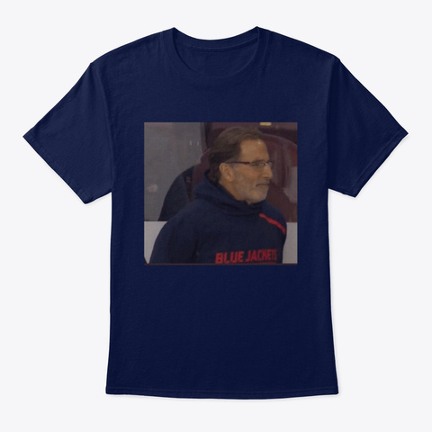 Torts Hoodie Navy T-Shirt Front