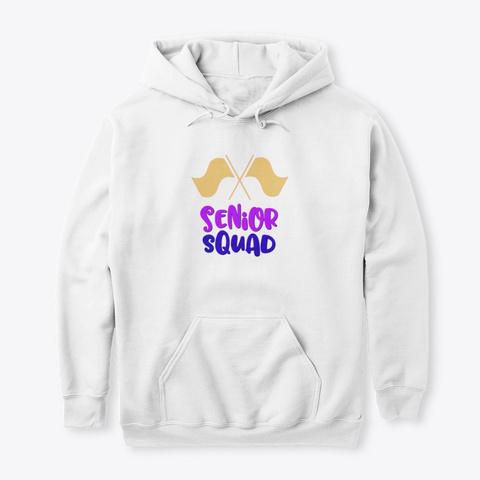 [$15+] Senior Squad - Color Guard Flag LongSleeve Tee