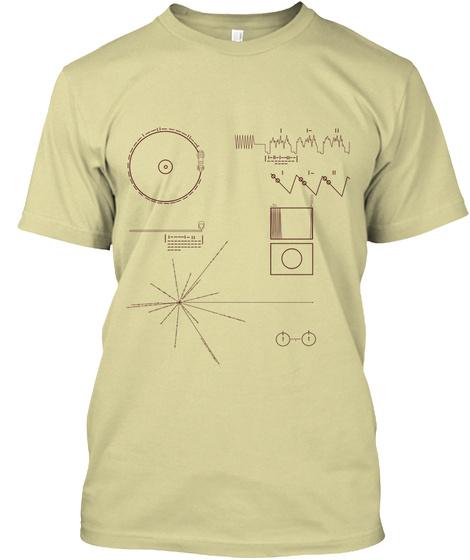[Top Seller] Nasa Voyager Tshirts   Eu Sand T-Shirt Front