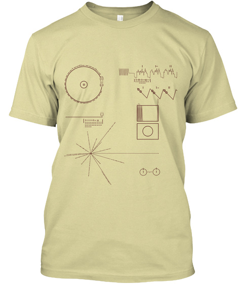 [Top Seller] Nasa Voyager Tshirts   Eu T-Shirt Front
