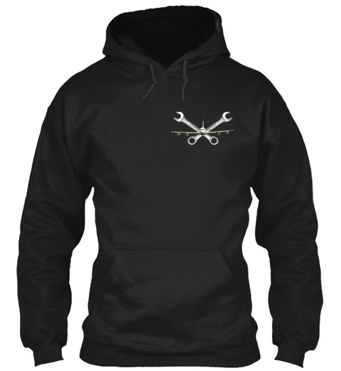 Ba Black T-Shirt Front