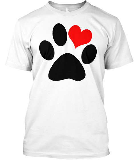 Cat Shirt Finger  Limited Edition Shirt White T-Shirt Front