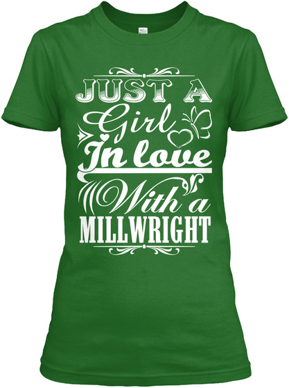 Millwright Limited Edition Just A Girl In Love With A