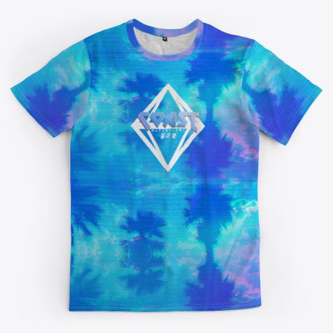 Coast Standard T-Shirt Front