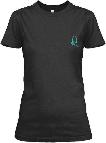 Awesome Dispatcher Shirt Black T-Shirt Front