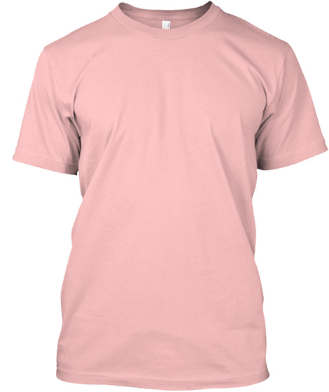 Peanut Butter Chocolate Bar M F Pale Pink T-Shirt Front