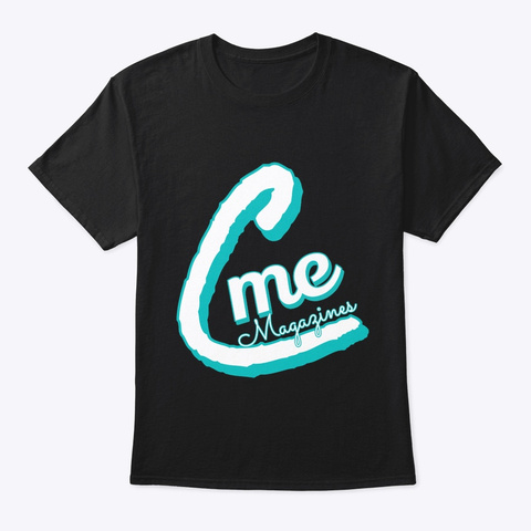 Cme Logo Black T-Shirt Front