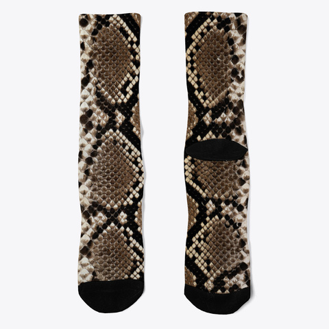 another chance new selection online here Snake Knee High Socks