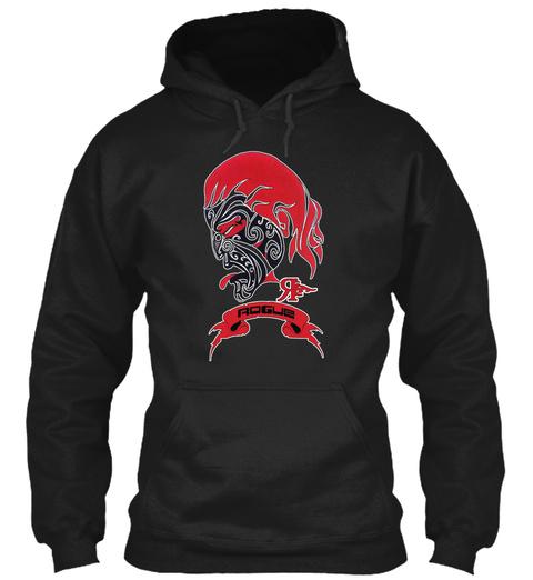 Aogue Black T-Shirt Front