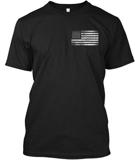 Guns  Make Me Happy (Mp) Black T-Shirt Front