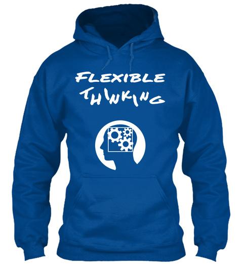 Flexible I K T I N H N G Royal T-Shirt Front