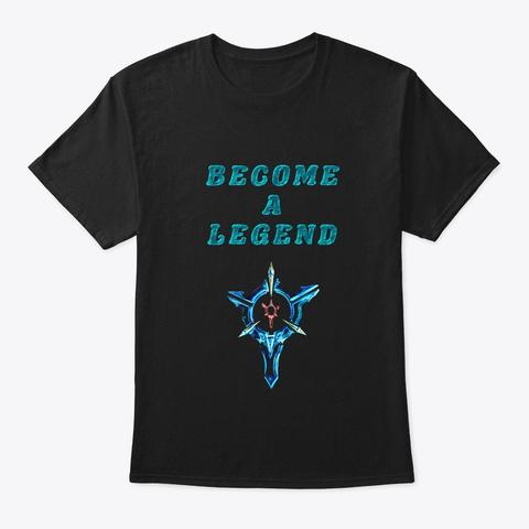 Lol Precision 4 Black T-Shirt Front