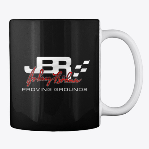 Jbpg Mug Black T-Shirt Back