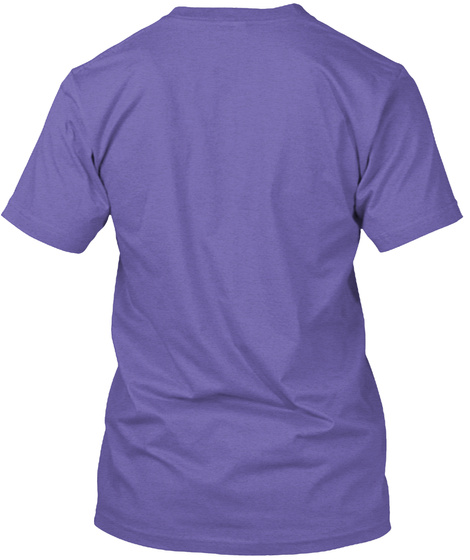 Cayman Cline Cough Syrup Orchid T-Shirt Back