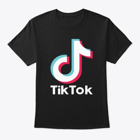 tik tok shirt