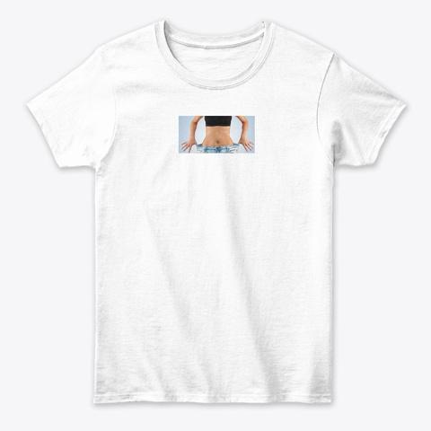 Superior Life Keto 2021 White T-Shirt Front