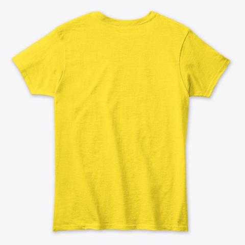 Donut Queen Daisy T-Shirt Back