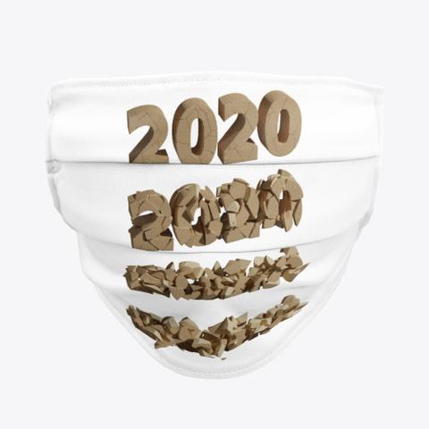 Broken 2020 Standard T-Shirt Front