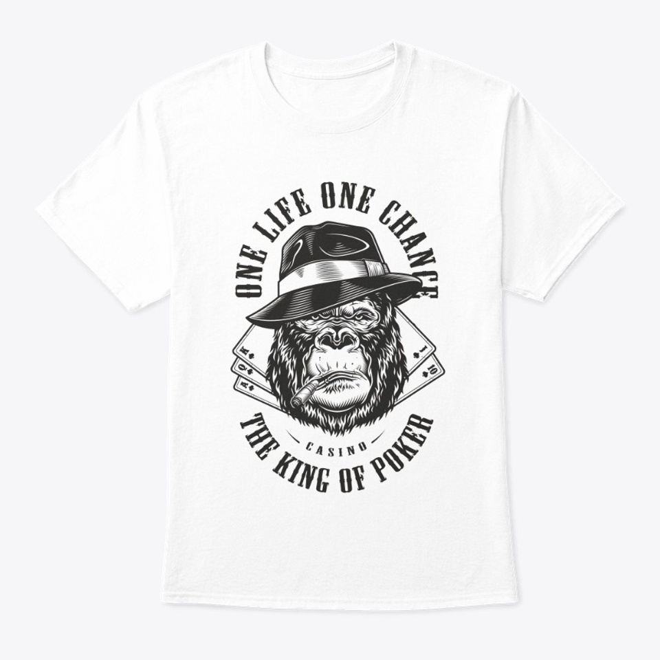 T Gorilla King Of Poker Products From Basilio Shop
