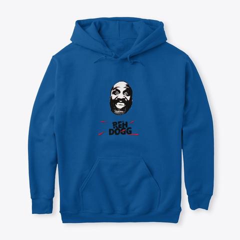 Reh Dogg Royal T-Shirt Front