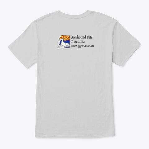 Mardi Greys 2019 Sport Grey T-Shirt Back