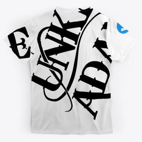 Official Nephew Tee Standard Camiseta Back