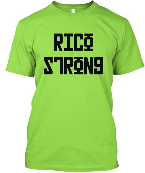 Rico Strong T Shirt