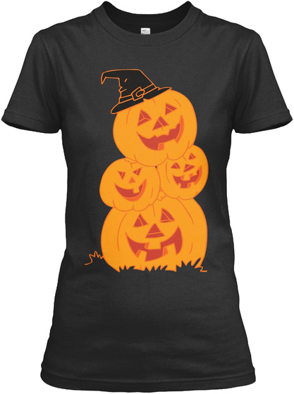 fd1f8a4a Halloween Pumpkin Shirts Products from Halloween Fest | Teespring