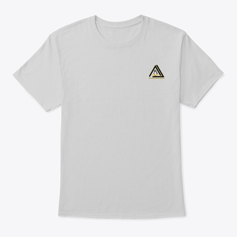 Fratm.Com 2019 Log Light Steel T-Shirt Front