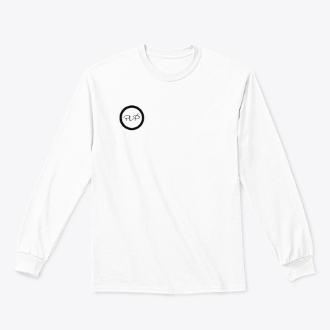 Fall White Out   Pvp White T-Shirt Front