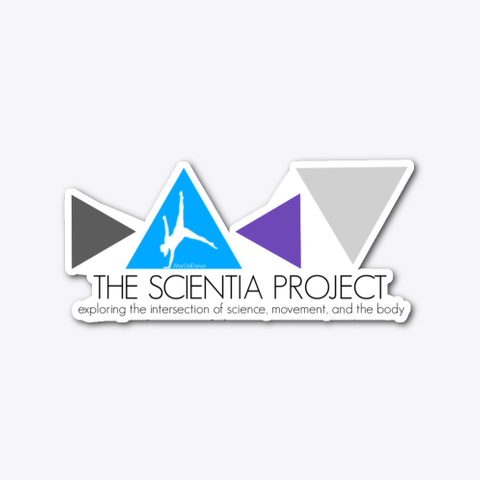 The Scientia Project Merchandise Standard T-Shirt Front