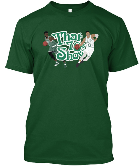 That 70s Show Deep Forest T-Shirt Front