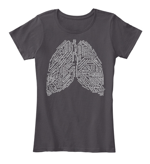 Respiratory Therapy Shirts - blot's ards oxygen air ...