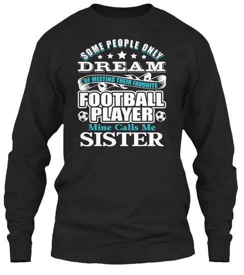 huge sale vivid and great in style on feet shots of Football sister shirts for women