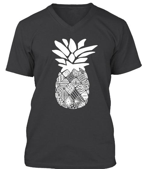 K.Smith Designs Dark Grey Heather T-Shirt Front