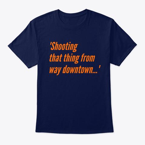 We've Got Jared! Navy T-Shirt Front